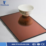 Borosilicat-Glas/milderte verbogenes Zaun-Glas/Sicherheit lamelliertes aufbauendes Glas