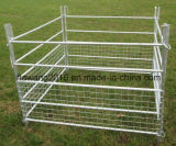 Гальванизированная панель загородки овец с половинной сеткой