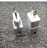 EU/Us 2A USB 인조 인간 Samsung를 위한 보편적인 이동 전화 충전기
