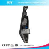 La alta precisión P3.91&P4.81 a presión la pantalla de visualización a todo color de interior de LED del alquiler de la fundición