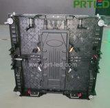 Тонкая Die-Casting алюминиевая панель Rental P4 СИД для крытое напольного (размер 500*500 mm/500*1000 mm)