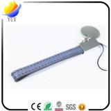 カスタム方法革携帯電話ストラップおよび革キーホルダー