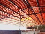 Tuiles de toit matérielles de résine synthétique de type de Yuehao l'Europe