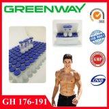 Hormone stéroïde chimique pharmaceutique d'évolution de Rhgh Gh 176-191 pour la perte de poids