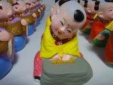 活発な赤ん坊の粘土、中国文化