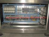 Tipo rotatorio automático máquina de rellenar medidora de los tarros del polvo de curry