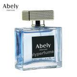 Kundenspezifische Dekoration-Qualitäts-Glasflasche für Duftstoff