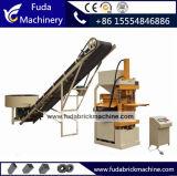 Chaîne de production de verrouillage de bloc d'argile hydraulique complètement automatique