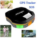 Водоустойчивый отслежыватель Lk109 GPS через сеть GSM/GPRS отслеживая приспособление для пакета Traker локатора детей розничного