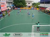 Matériau de construction sûr et durable pour la surface du matériau de cour de Futsal de surface de cour de Futsal