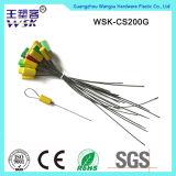 Tirer les joints serrés de câble d'injection de fil