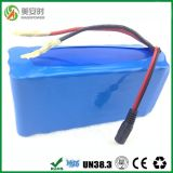 Перезаряжаемые батареи блока батарей 18650 лития 36V 10ah LiFePO4