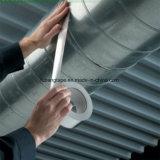 Bande auto-adhésive de papier d'aluminium avec des aperçus gratuits