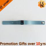 Os esportes Waterproof o Wristband esperto do silicone de Bluetooth (YT-WSD-06)