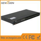 Interruptor controlado porta do Ethernet do SFP Fx de uma empresa de 26 gigabits
