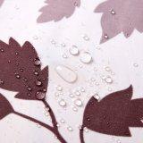 Tenda di acquazzone impermeabile stampata paesaggio della stanza da bagno della Anti-Muffa PEVA (14S0039)
