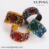 Brazalete-145 de moda de oro de diamantes de imitación grande gran brazalete abierto