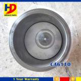 A máquina escavadora parte o forro do cilindro do forro Ca6110 do motor do cromo no estoque (1002016-D1)