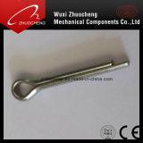 Pin inoxidable DIN94 de la goupille fendue Steel304 316 ou du fractionnement