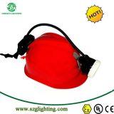 새로운 GS5-B 5.6ah 8000lux에 의하여 반 끈으로 묶이는 모자 램프