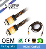 Sipu 1.4V cable plano de alta velocidad HDMI Cables de video 3D