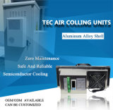 Refrigerador técnico termoeléctrico aire-aire de Peltier