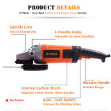 moedor ângulo de 2800W 180mm/7 de '' (S1M-KD39-180)