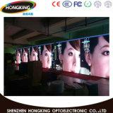 3 años de la garantía HD P3.91 de LED de tablilla de anuncios a todo color de interior