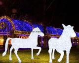 4V IP54 Skulptur Pferd Licht mit Ce RoHS genehmigt
