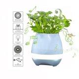 Flower-Pot de haut-parleur de Bluetooth de musique