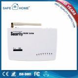 Sistema di allarme senza fili automatico dello Anti-Scassinatore 433/315MHz GSM della manopola
