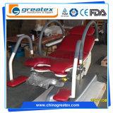 Présidence portative confortable d'examen de gynécologie de Tableau hydraulique électrique de traction chirurgicale