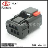 6 conetores elétricos automotrizes impermeáveis fêmeas Ckk7067c-2.8-21 do Pin