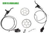 Czjb Soem-hydraulisches Scheibenbremse-System für Bergc$e-fahrrad