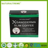 La polvere Copertura-Rotta del caffè della spora di Ganoderma per perde il peso