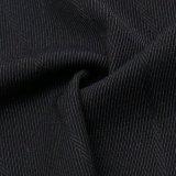 Tessuto variabile dello Spandex del rayon del poliestere della saia dell'indumento di modo