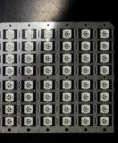 Automatische Laser-Markierungs-Maschine besonders für LED-Lampen-Raupen