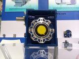 Reductor de velocidad de aluminio Nmrv090, caja de engranajes química de la maquinaria, recambios de la maquinaria de impresión