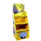 Visualización del caramelo de la cartulina de Ferrero Rocher