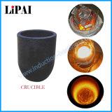 1-200kg IGBT ayunan horno fusorio de la inducción de la fundición con buena calidad y mantienen