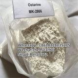 Gewicht-Verlust Sarm pulverisiert Enobosarm Ostarine Mk-2866 CAS 841205-47-8
