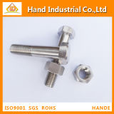 Parafuso do Hex de Inconel X750 2.4669 N07750 DIN931