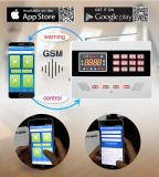 出版物キーボードが付いている無線ホーム使用法GSMのアラームパネル