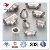 Углерод ASME/ANSI B16.9 A105 A234/A403 и продетые нитку нержавеющей сталью полные штуцеры трубы соединения