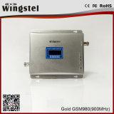 el teléfono móvil del desplazamiento 2g de la frecuencia de 33dBm GSM900 G/M 900MHz señala el repetidor del aumentador de presión de China