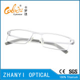 Bunter leichter Voll-Rahmen Titanbrille Eyewear optische Glas-Rahmen (9104)