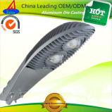 Cubierta de aluminio de la iluminación de la luz de calle 150W
