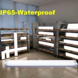 IP66の5FT LEDの三証拠ライトLED防水ランプ