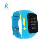 Montre personnelle de bracelet de poignet de GPS GPRS pour des gosses/enfant/adulte
