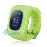 2016 neues Smart Watch Phone Children Kid Wristwatch GPS Tracker Anti-Lost für IOS für Android